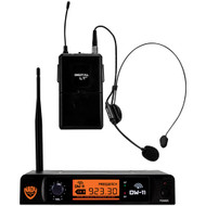 Nady Single-channel Digital Wireless Microphone System (digital Lt Hm-3 Headset)