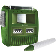Serene Life Waterproof Solar-powered Animal Repeller