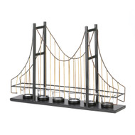 Golden Gate Bridge Candleholder