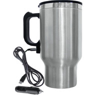Brentwood Electric Coffee Mug With Wire Car Plug