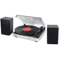 Jensen 3-speed Turntable With Stereo Speakers