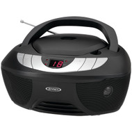 Jensen Portable Stereo Cd Player With Am And Fm Radio