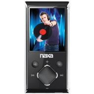 "Naxa 8gb 1.8"" Lcd Portable Media Players (silver)"