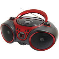 Jensen Portable Stereo Cd Player With Am And Fm Stereo Radio