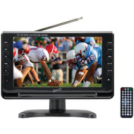 "Supersonic 9"" Tft Portable Digital Lcd Tv"