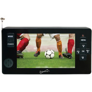 "Supersonic 4.3"" Portable Digital Led Tv With Usb & Microsd Card Inputs"