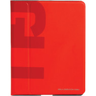 Golla Ipad With Retina Display And Ipad 3rd Gen And Ipad 2 Slim Folder (jerome; Red)