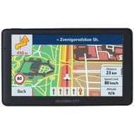 "Worldnav Worldnav 7690 High-resolution 7"" Truck Gps Device With Bluetooth"