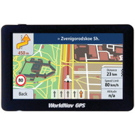 "Teletype Worldnav 5880 High-resolution 5"" Truck Gps Device"