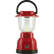 Ge 350-lumen Enbrighten Lantern (crimson Red)