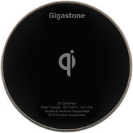 Gigastone Ga-9600 Qi Certified Fast Wireless Charger (black)