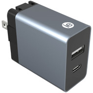 Iessentials 3.4-amp Dual-usb Wall Charger
