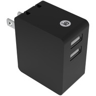Iessentials 3.4-amp Dual Usb Wall Charger