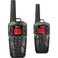 Uniden 37-mile 2-way Frs And Gmrs Radios (gray)