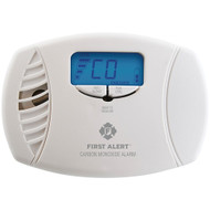 First Alert Dual-power Carbon Monoxide Plug-in Alarm With Digital Display