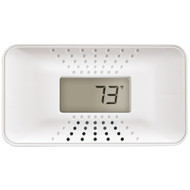 First Alert Carbon Monoxide Alarm With Temperature Digital Display