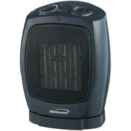 Brentwood Appliances Oscillating Ceramic Heater