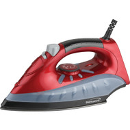 Brentwood Non-stick Steam And Dry Spray Iron (red)