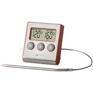Taylor Precision Products Digital Wired Probe Thermometer