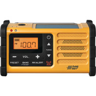 Sangean Am And Fm Weather Crank Radio With Usb