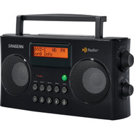 Sangean Am And Fm Hd Portable Radio
