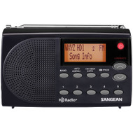 Sangean Hd Radio And Fm Stereo And Am Portable Radio