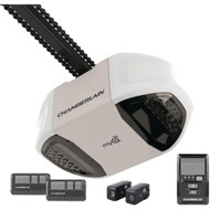 Chamberlain Myq 3 And 4hp Myq-enabled Chain Drive Garage Door Opener