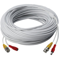 Lorex Video Rg59 Coaxial Bnc And Power Cable (60ft)