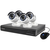 Swann 8-channel 1080p Dvr With 4 Pro-t855 Cameras