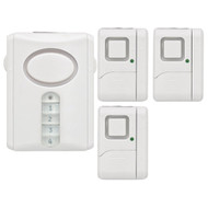 Ge Wireless Alarm System Kit
