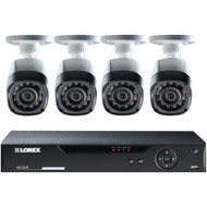 Lorex 8-channel 2tb Cloud Connect 720p Hd Cctv & 4 720p Cameras