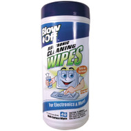 Blow Off Electronic Cleaning Wipes