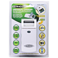 Ultralast Ulubc1 Univeral Battery Charger