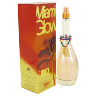 Miami Glow By Jennifer Lopez Eau De Toilette Spray 3.3 Oz