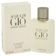 Acqua Di Gio By Giorgio Armani Eau De Toilette Spray 1.7 Oz