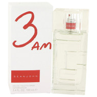 3am Sean John By Sean John Eau De Toilette Spray 3.4 Oz