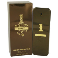 1 Million Prive By Paco Rabanne Eau De Parfum Spray 3.4 Oz