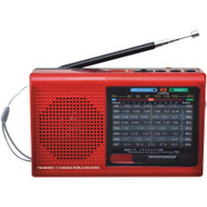 Supersonic 9-band Bluetooth Radio