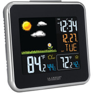 La Crosse Technology Wireless Color Weather Station With Forecast