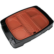 Brentwood Appliances Multiportion Nonstick Electric Indoor Grill