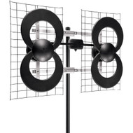 "Antennas Direct Clearstream 4 Uhf Outdoor Antenna With 20"" Mount"