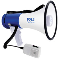 Pyle 50-watt Megaphone Bullhorn With Built-in Leds