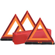 Sate-lite Early-warning Triangle Triple Kit