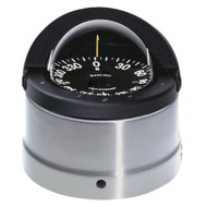 Ritchie DNP-200 Navigator Compass - Binnacle Mount - Polished Stainless Steel\/Black [DNP-200]