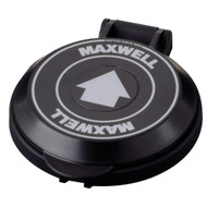Maxwell P19006 Covered Footswitch  (Black) [P19006]