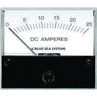 "Blue Sea 8005 DC Analog Ammeter - 2-3\/4"" Face, 0-25 Amperes DC [8005]"