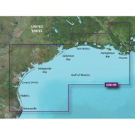 Garmin BlueChart g3 Vision HD - VUS014R - Morgan City to Brownsville - microSD\/SD [010-C0715-00]