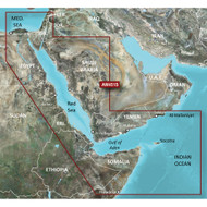 Garmin BlueChart g2 Vision HD - VAW451S - Red Sea - microSD\/SD [010-C0759-00]