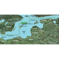 Garmin BlueChart g2 HD - HXEU065R - Baltic Sea East Coast - microSD\/SD [010-C0849-20]