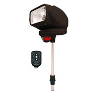 Golight Gobee Stanchion Mount w\/Wireless Remote - Black [2151]